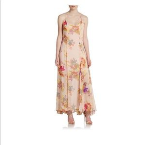 W118 by Walter Baker Pink Floral Giavanni Maxi